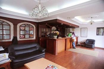 Brinchang — zdjęcie hotelu Parkland Apartment