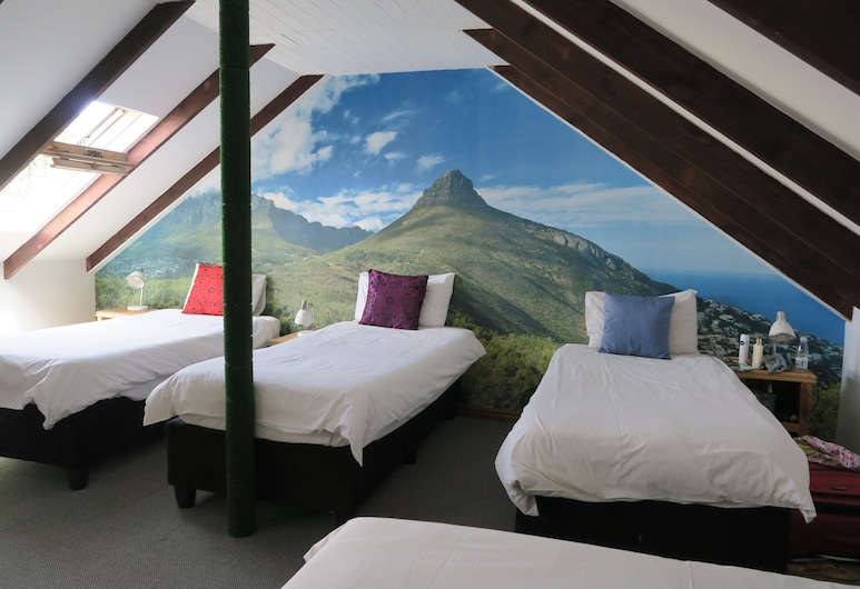 Atlantic Point Backpackers, Cape Town, Shared Dormitory (6 Bed Mixed Dorm), Guest Room