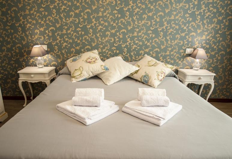 Teatime, Roma, Camera Standard con letto matrimoniale o 2 letti singoli, 1 camera da letto, Camera