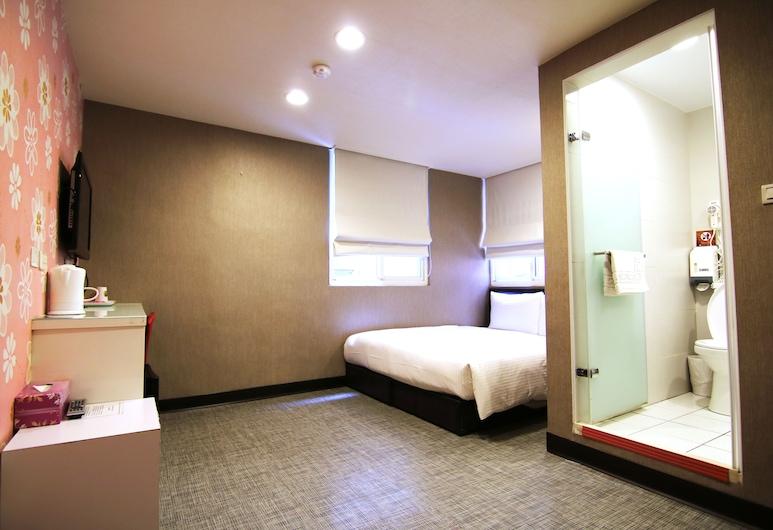 Ximen Taipei.DreamHouse, Taipei, Standard Double Room, Guest Room