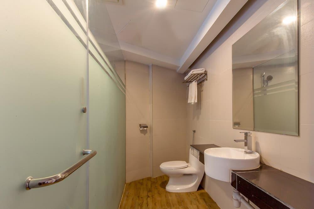 Executive King Window - Bathroom