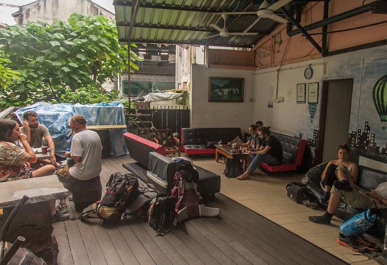Step Inn Guest House, Kuala Lumpur, Terrace/Patio