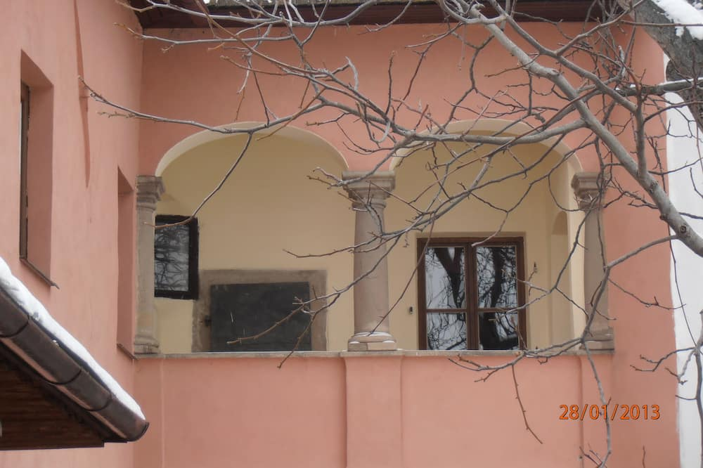 Double room with balcony and private external bathroom  - Balcony