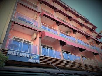 Alanya bölgesindeki Melody Hotel resmi