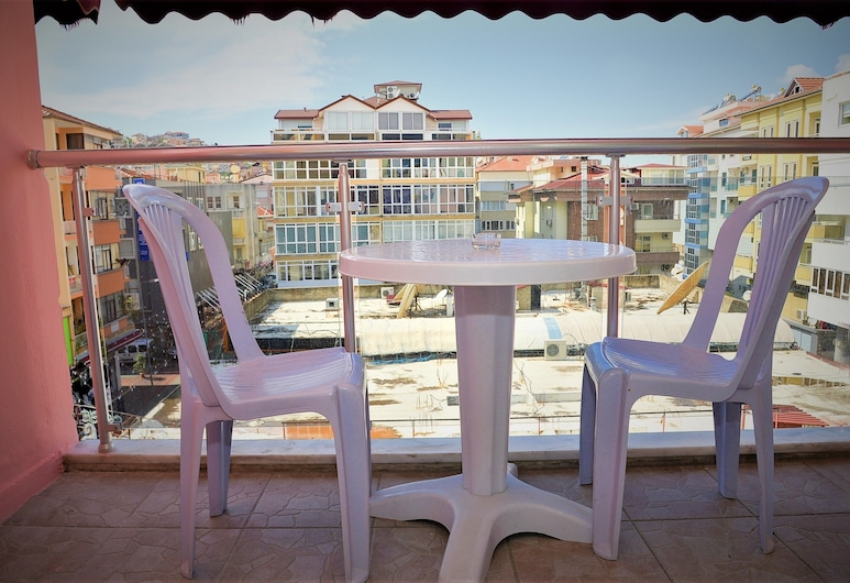 Melody Hotel, Alanya, Double Room, Smoking, City View, Guest Room