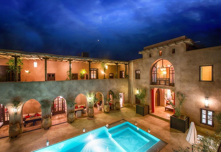 Caravan Serai, Marrakech, Outdoor Pool