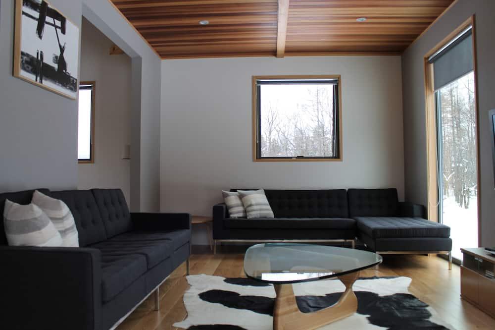 Cottage - Living Area