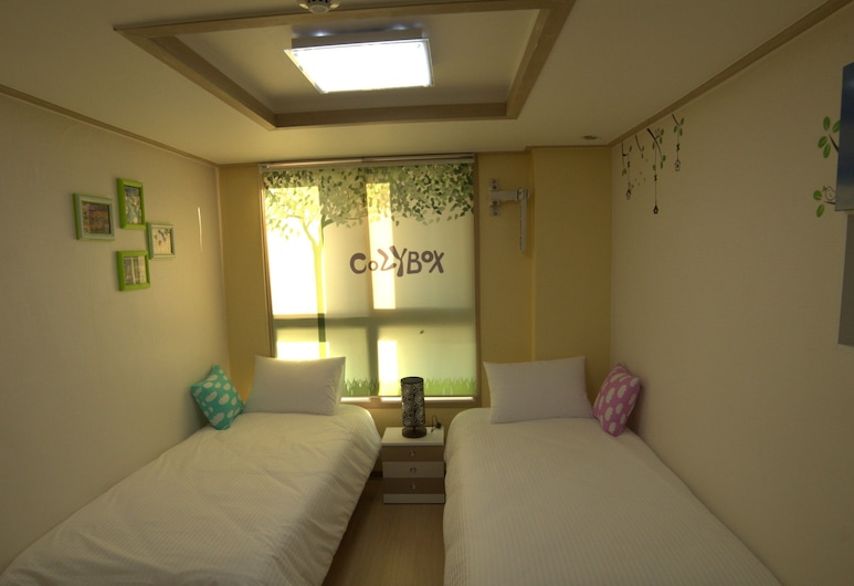 Cozybox Guesthouse, Seoul