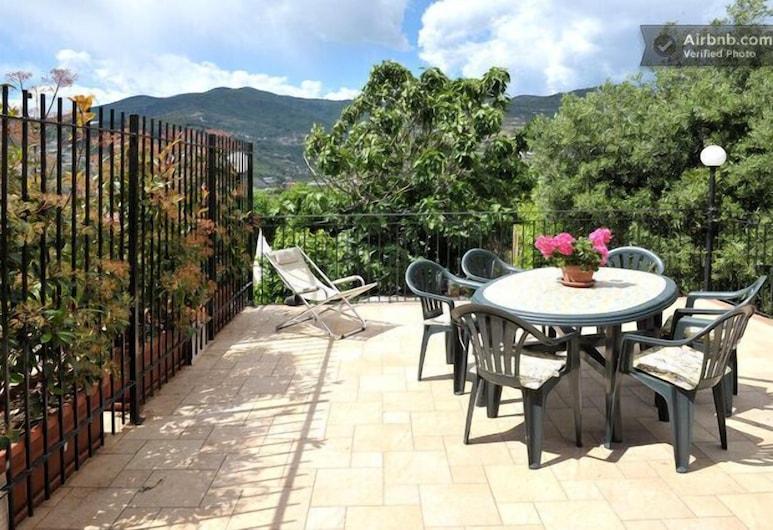 Residenza Mont des oliviers, San Remo, Terraza o patio