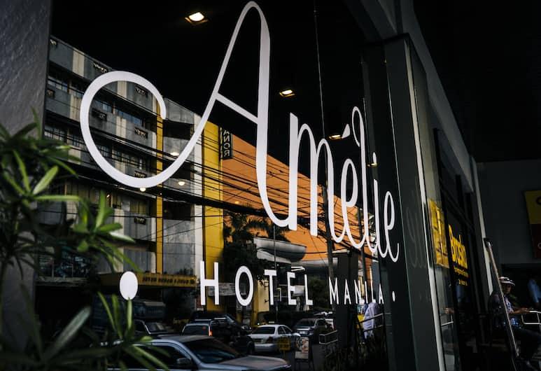 โรงแรมอามิลี มะนิลา, มะนิลา