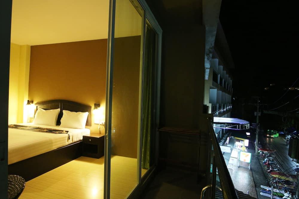 Standard Room, 1 Double Bed - Balcony