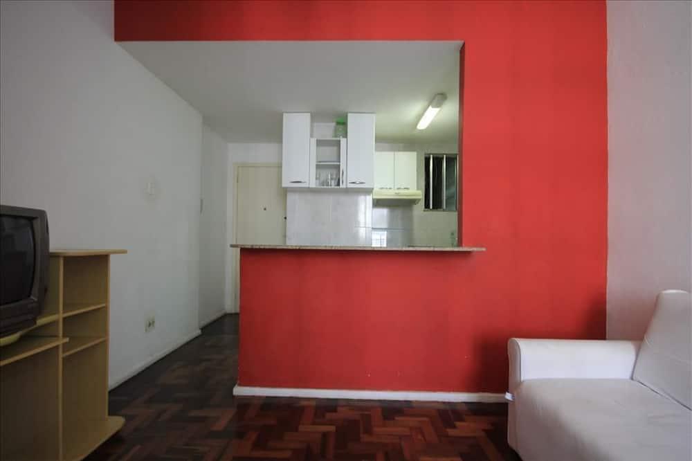 Standard Apartment, 1 Bedroom, Kitchenette - Living Room
