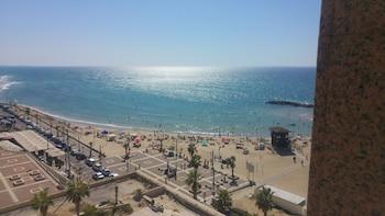 A(z) Marom Hof Hacarmel Apartments hotel fényképe itt: Haifa