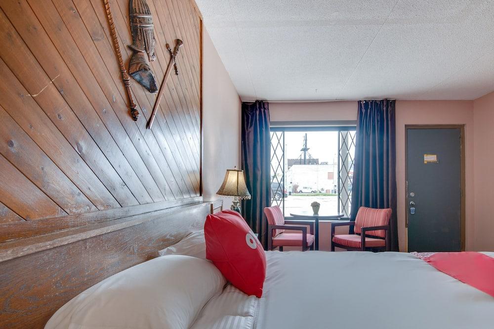 Room, 1 Katil Ratu (Queen) - Tempat Makan dalam Bilik