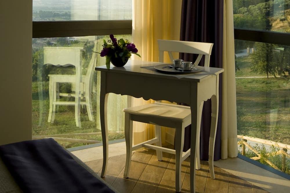 Apartmán s 1 ložnicí - Výhled z pokoje