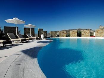 Fotografia do Ftelia Bay Mykonos Hotel em Mykonos