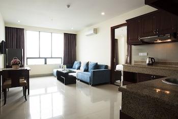 在岘港的海滨酒店照片