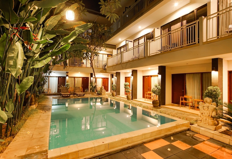The Kubu Hotel, Kuta