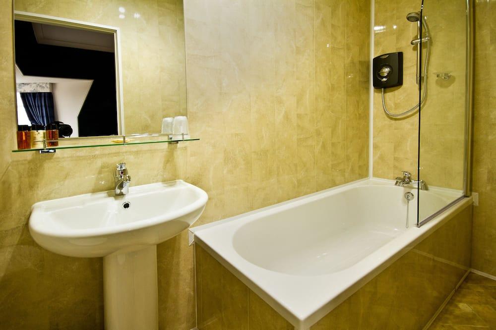 豪華標準客房 - 浴室