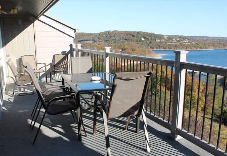 Treehouse Condominiums, Branson, Apartment, 3 Schlafzimmer (3 Baths, 2 Living Rooms, Private Deck), Balkon
