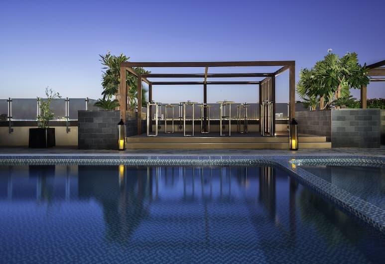 Pullman Dubai Creek City Centre Residences, Dubai, Terassi/patio
