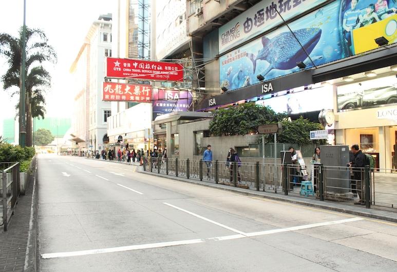 Tai Wah Hostel, Kowloon, Hotelový areál