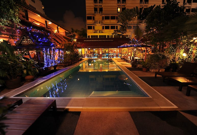 Ma Maison, Pattaya, Outdoor Pool