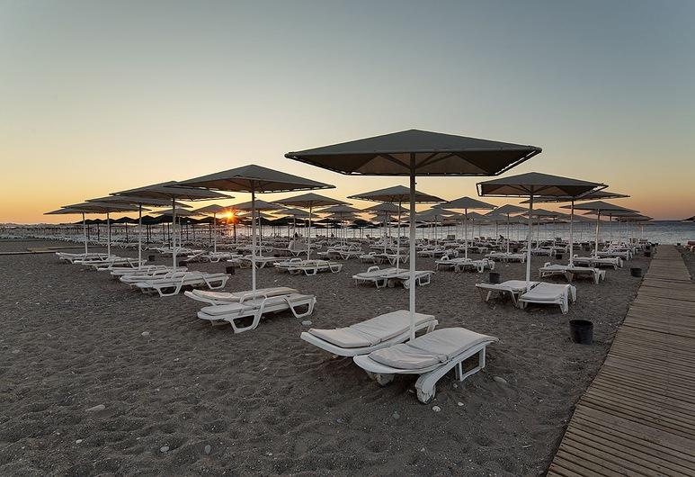 Larissa Sultan Beach - All Inclusive, Κεμέρ, Παραλία