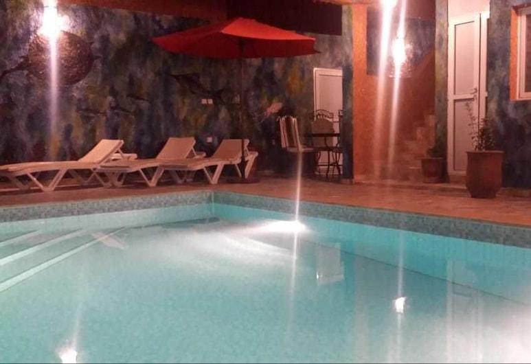 Mirleft Tayought Guest House, Mirleft, Açık Yüzme Havuzu