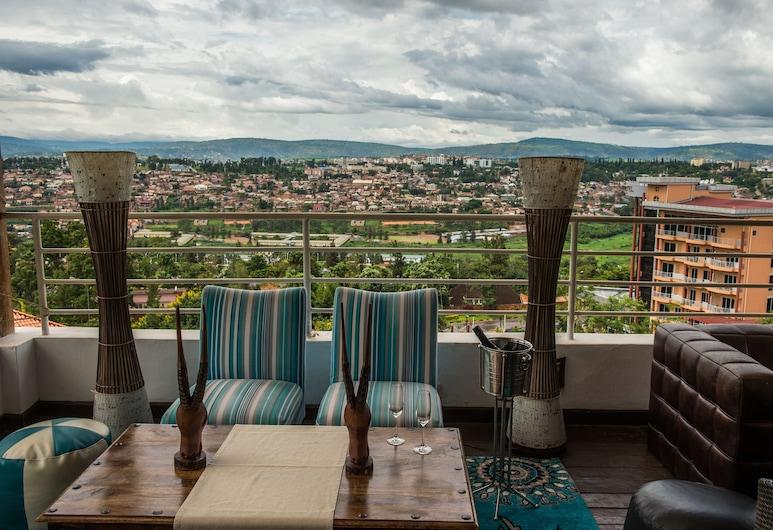 Urban by CityBlue, Kigali, Rwanda, Kigali, Terrasse/Patio
