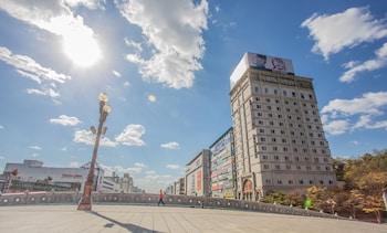 Obrázek hotelu HOTEL LANDMARK ve městě Suwon