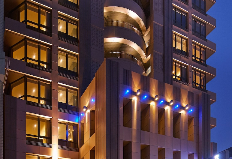 La Vida Hotel, Taichung, Property Grounds