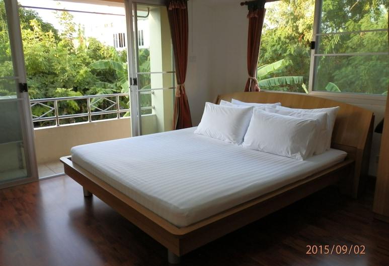 샌디 서비스드 아파트먼트, 방콕, 스튜디오, 객실