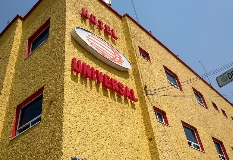 Hotel Universal, Mexico City
