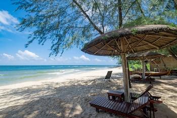 Phu Quoc bölgesindeki Coco Palm Beach Resort & Spa resmi