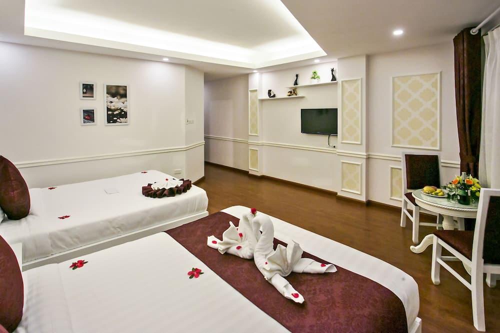 Familienzimmer - Wohnzimmer