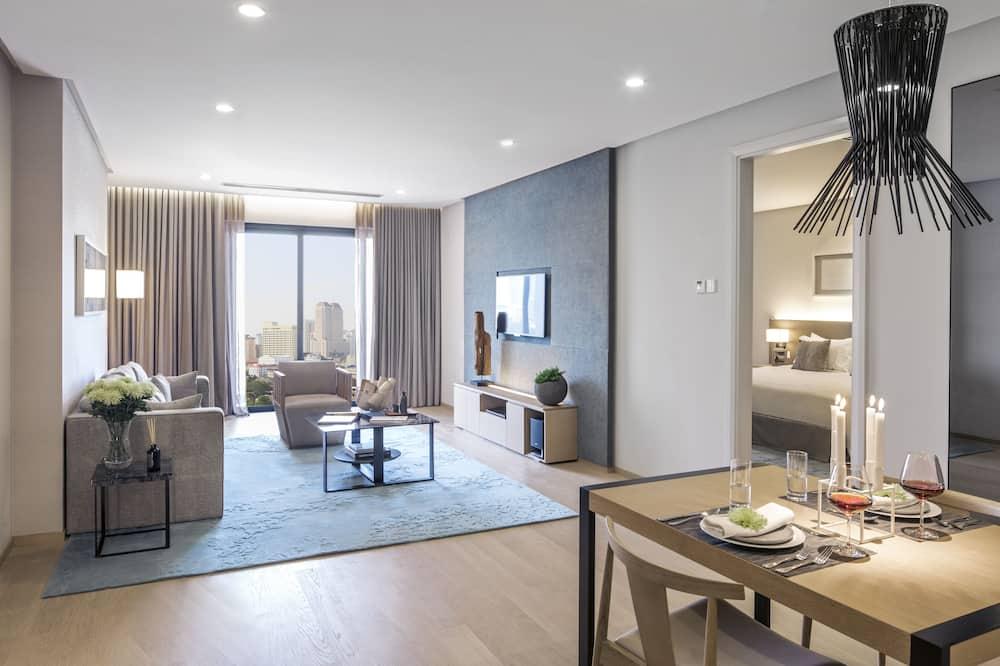 2 Bedroom Executive  - Living Room