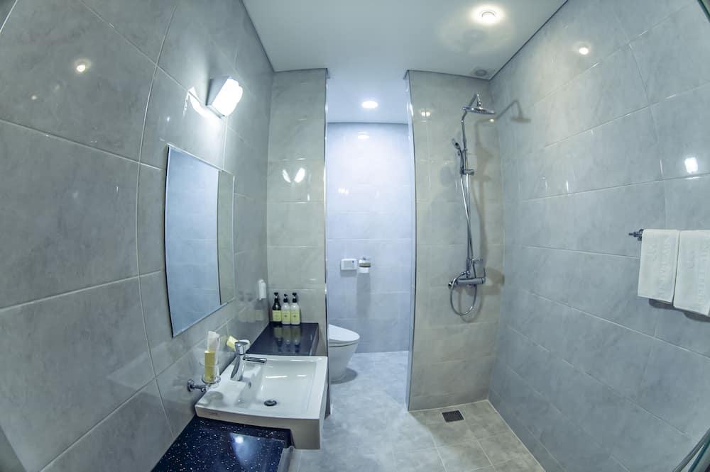 Standard İki Ayrı Yataklı Oda, 2 Tek Kişilik Yatak, Sigara İçilmez, Şehir Manzaralı - Banyo