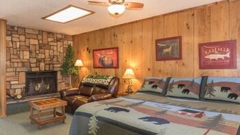 Ruidoso — zdjęcie hotelu Shadow Mountain Lodge and Cabins