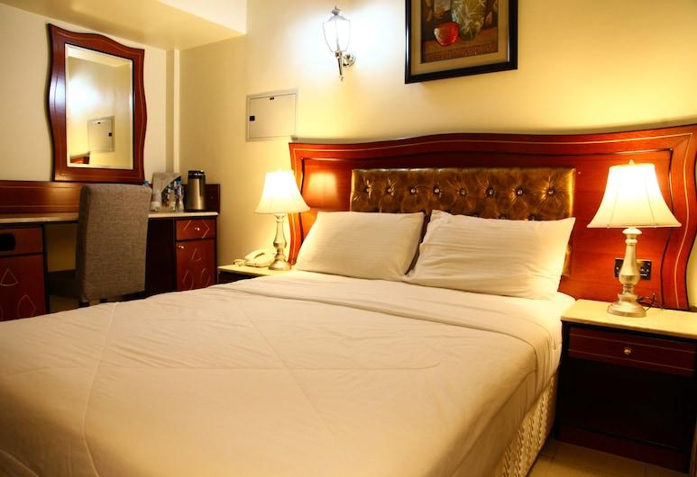 사프론 호텔, 두바이, 더블룸, 객실