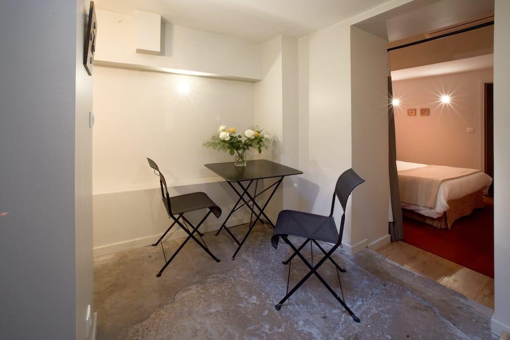 Double Room (Troglodyte) - Living Room