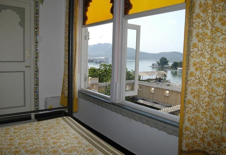 Mewar Haveli, Udaipur, Deluxe-værelse, Udsigt fra værelset
