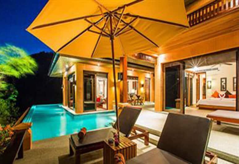 Korsiri Villas, Wichit, Premium Villa with Ocean View, Utsikt fra rommet