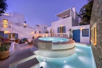 Bild vom Carbonaki hotel in Mykonos