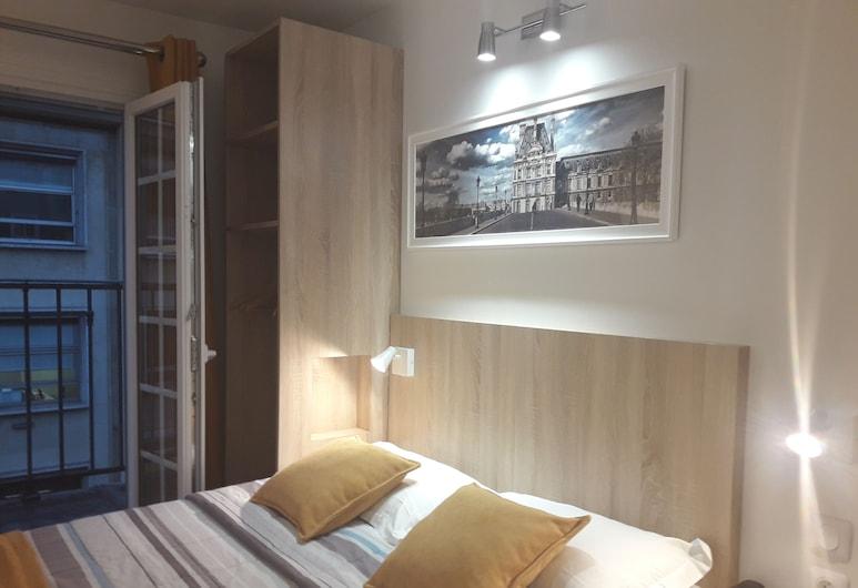 Hôtel Mazagran, Paris, Double Room, Guest Room