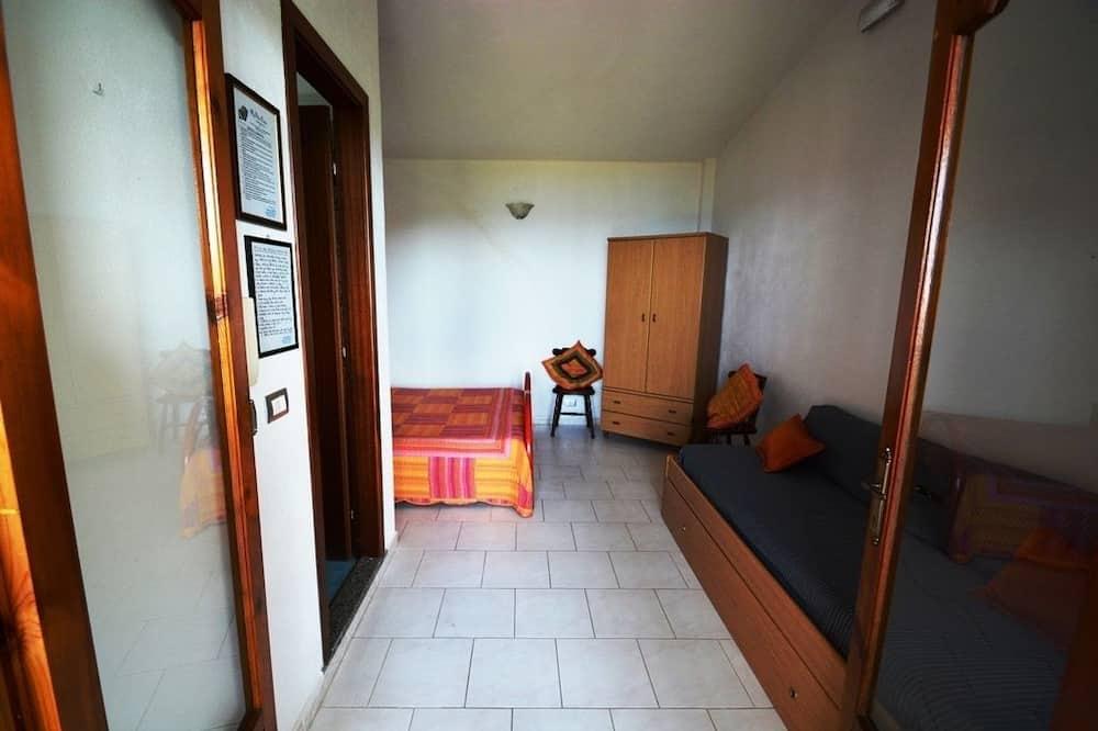 アパートメント (1 ベッドルーム) - リビング エリア