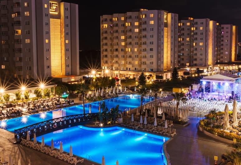 Grand Park Lara - All Inclusive, Antalya, Otel Sahası