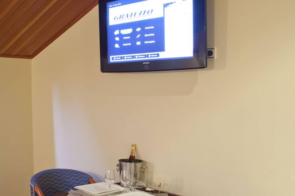 Standard Double Room - Living Area
