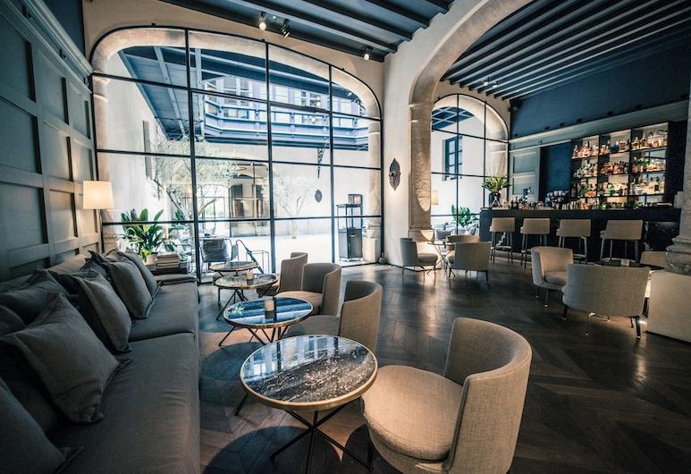 Sant Francesc Hotel Singular, Palma de Mallorca, Poczekalnia hotelowa