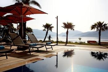 Gambar Sentido Orka Lotus Beach di Marmaris (dan kawasan sekitar)